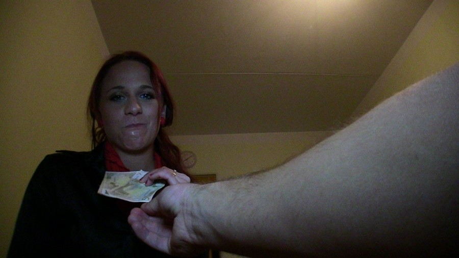 Секс за деньги с Терри