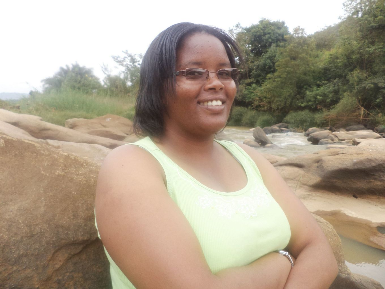 Полненькая Мари из Уганды